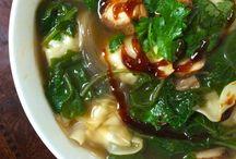 Favorite Soups / by Erika Szkolnik