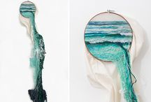 Embroidered Art