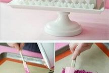 Decoración de pasteles glaseado