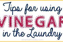 House & Laundry Tips