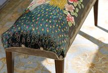 Upholstered beauties