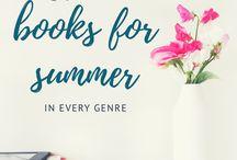 BOOKS + READING