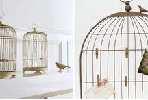 IWantThatWedding.co.za Birdcages / by Vicki Sleet