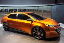 """Design Toyota / Dreamville.fr a """"épinglé"""" quelques modèles sympa."""
