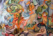 Bernard Dumaine / Bernard Dumaine (nato il 20 Agosto 1953 in Angoulême , Francia ) è un artista francese noto per il suo lavoro in fotorealismo stili e per i suoi disegni di sfondo  per la televisione i cartoni animati . Lavora in una varietà di supporti, tra cui pitture ad olio, acrilici, matita di grafite, pittura digitale, collage digitale e video. Si è laureato in scultura , con una menzione per il disegno nel 1977 a Angers (Maine et Loire, Francia).