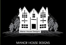 Manor House Designs / Kate of Manor House Designs specialises in beautifully crafted, unique jewellery. She enjoys creating exclusive pieces for people who love to wear something that is distinctive and stylish. Everything is made by hand using traditional skills with close attention to detail.