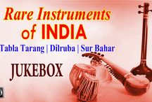 Rare Instruments Of india