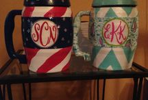 Crafts 'N Coolers  / by Caroline Dodds