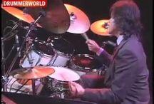 Legendary Drummers