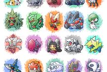 Chibi Mega Evolution