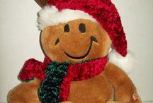 gingerbread plush