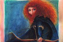 J Marie - Artist / My own work :) / by Julianne Haness