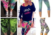 wonderful work out / work out clothes