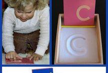 Montessori Preschool / by Jasmine Smith