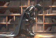 Fantasy - Clerics, Paladins & Healers