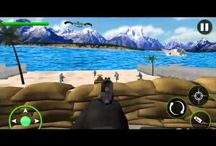 Shooting game mania / here you find all the shooting and adventure games