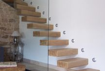 stairs cases