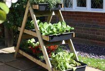 Garden A frame