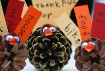 Thanksgiving / Thanksgiving Day food, decor, and crafts