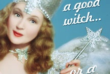 All Things WITCHES / by Glenda the Good Witch Lynch