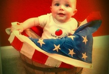 Patriotic  Grandma who likes TEA / by Paula Nolte