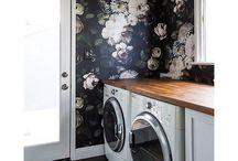 Dream Home: Laundry Room Inspiration