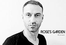 Rose's Garden / Et pourquoi pas lancer sa propre marque de vêtement ? C'est comme ça qu'est apparue Rose's Garden, objet d'un pari fou mais passionnément exaltant. Cette marque est née d'une passion pour ce monde si attrayant et effrayant qu'est le monde de la mode, et surtout celui de l'inconnu, une route pour l'aventure en quelque sorte.
