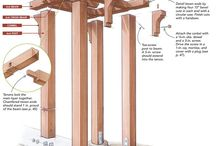 Build a Craftsman-style Pergola