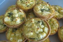 """Quiches van Tante Cornelia / Quiches in diverse soorten en maten gemaakt door """"De Keuken van Tante Cornelia"""""""