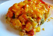 Breakfast Recipes / by Tina Monson Rheinford