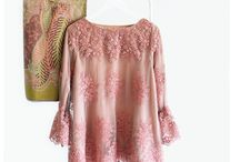 Blouse Lace Design