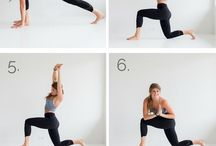 Exercices de yoga
