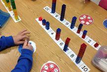 Kindergarten / So many opportunities to develop children's number sense in K.