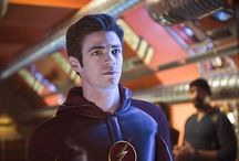 The Flash / Tv Show The Flash, Grant Gustin