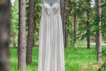 Wedding Dresses / Wedding Dresses Shot by Rhiannon Sarah Photography