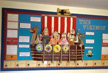 Anglo Saxons & Vikings / School