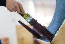 Individual Interior Design / Unsere Möbel werden mit viel Liebe zum Detail hergestellt. Unsere Tische, Stühle, Sessel, Couches und Lampen werden von Hand gefertigt – Jedes Teil ist ein Unikat!  http://www.livior.de/