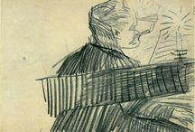 Vincent drawings art