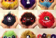 monster puppets