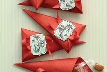 Christmas Party Favors
