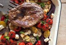 Lamb / Lamb recipes are full of the taste of spring and we have some delicious ideas including a leg of lamb recipe, roast lamb and lamb steak.