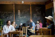 ::My Dream Cafe/Book Store / by Linda Heath