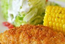 healthy chicken food
