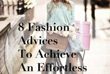 Wear Fashion Mindfully / Dress yourself with mindfulness and live everyday to the fullest.