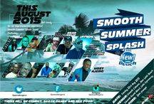 THIS AUGUST: SMOOTH SUMMER SPLASH COMES WITH DEAR KELLY, DJ HUMILITY, DJ SOSE and more...