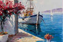 Painting Greece