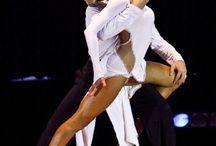 Tanssiasentoja
