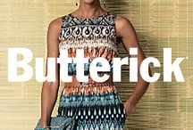 Butterick Spring 2016 Patterns / The latest sewing patterns from Butterick, a McCall Pattern Company / by The McCall Pattern Company