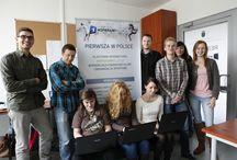 Poznaj redaktorów platformy WspieramyKlub.pl! / Oto członkowie redakcja, którzy każdego dnia przygotowują informacje specjalnie dla Ciebie!