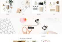 Hello You Designs Feminine Wordpress Themes / Hello You Designs Feminine WordPress themes are built on the Genesis Framework. Versatile & Gorgeous WordPress themes for bloggers and small business . . Wordpress, Genesis Framework, Website Design, Premade theme, feminine, WordPress template, wordpress themes, ecommerce, feminine wordpress themes, wordpress themes for women, ecommerce, recipes